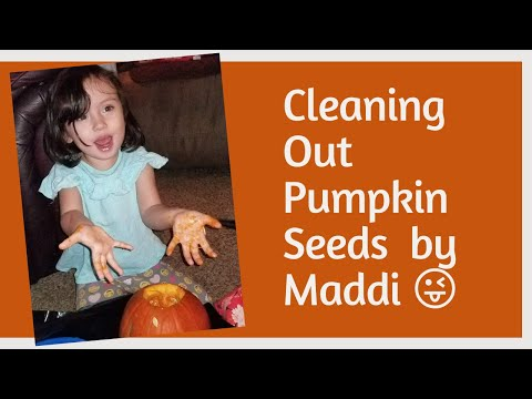 How to Clean Out Pumpkin Seeds