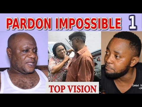 PARDON IMPOSSIBLE Ep 1 Theatre Congolais Modero,Barcelon,Bin