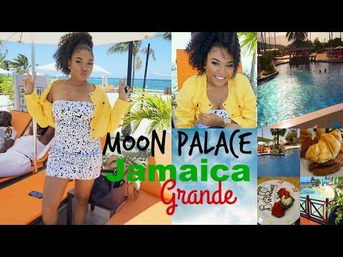 Moon Palace Jamaica Grande - Jamaica Vlog #13 (TMIWM)