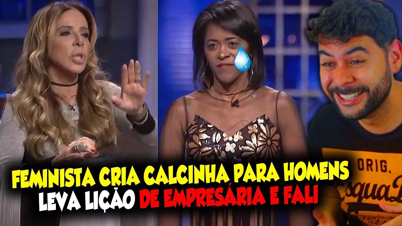 Download FEMlNl$T@ CRIA CALCINHA para HOMENS leva LIÇÃO DE EMPRESARIA E VAI A FALÊNCIA AO VIVO