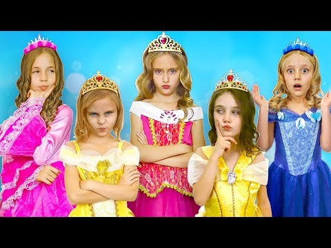 Sasha And Funny Compilation Of Best Series About Friends & Princesses