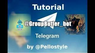 Как изменить имя, аватарку и описание бота в Telegram?