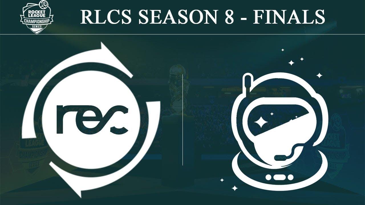 Rlcs Season 8 Finals