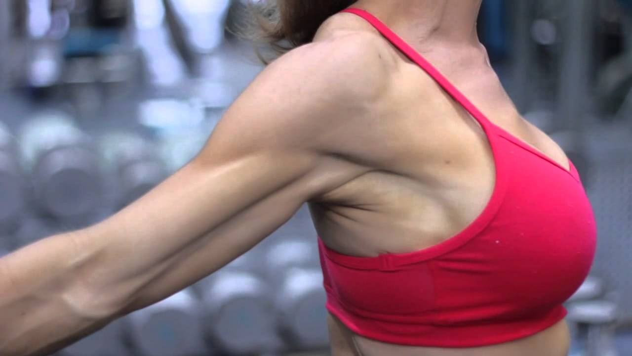 how to get rid of stretch marks on biceps