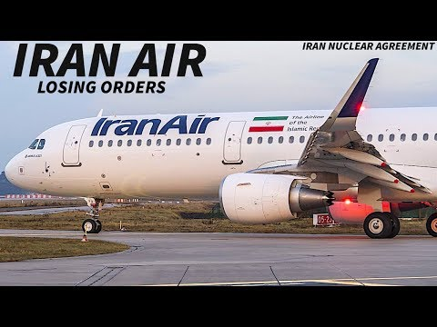 BOEING & AIRBUS to Lose 40 BILLION from IRAN AIR due to NUCLEAR AGREEMENT