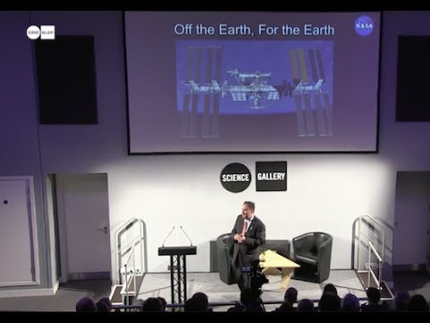 NASA's Robert Lightfoot at Science Gallery Dublin