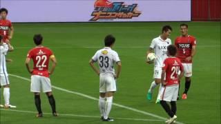 88分 駒井に倒されてPK 20160611 埼玉スタジアム.