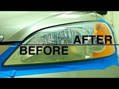 How to Fix Foggy Headlights: 3 Different Methods