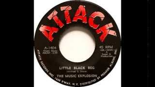 The Music Explosion - Little Black Egg (The Nightcrawlers Cover)