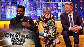 Romesh Ranganathan's Childhood Eating Habits Were Out of Control | The Jonathan Ross Show