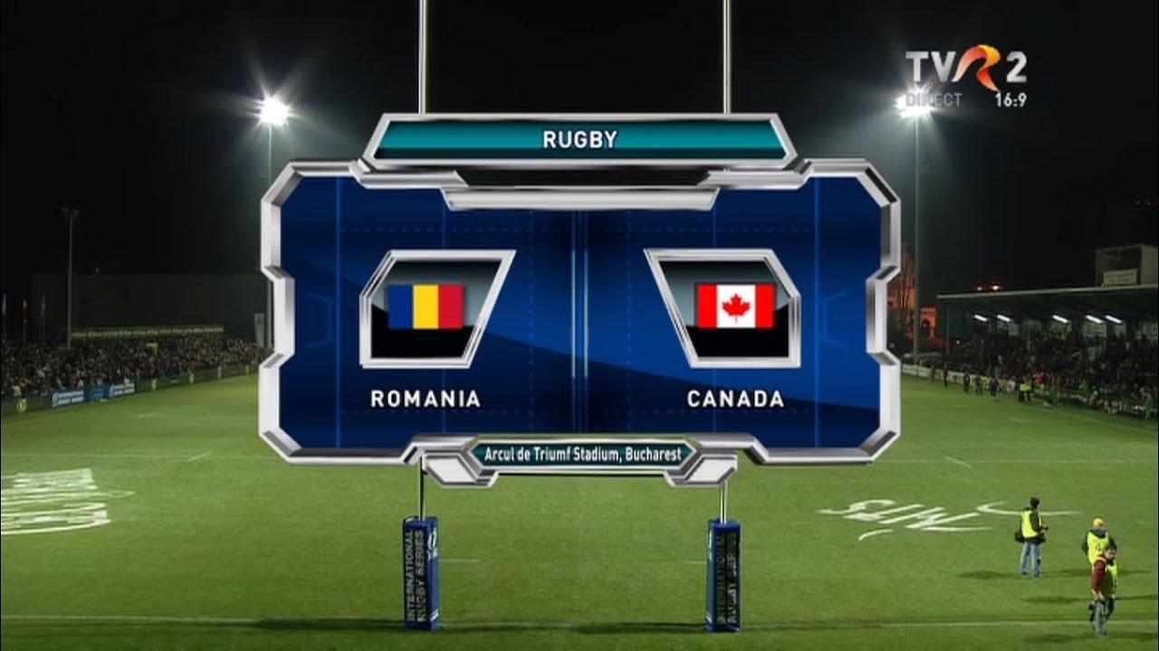 Romania Vs Canada 2013 Full Match Youtube
