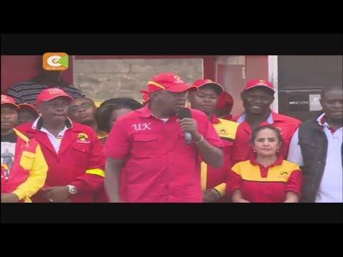 Viongozi wa Jubilee watinga Nairobi