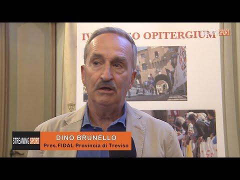 INTERVISTA A DINO BRUNELLO - PRESIDENTE FIDAL PROVINCIA DI TREVISO