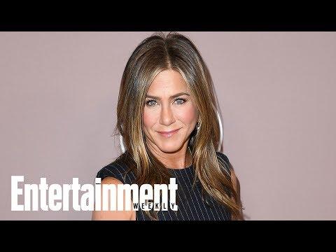 Dan Rivers - Jennifer Aniston Joins Instagram, Breaks It