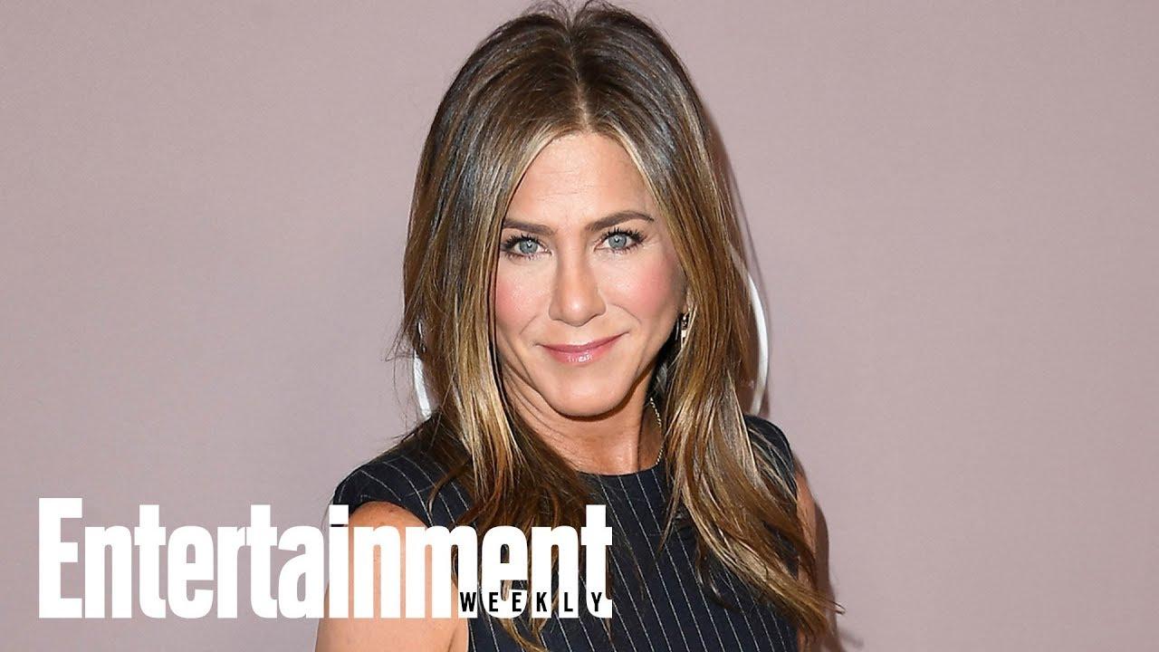 Jennifer Aniston Joins Instagram, Shares Photo Of Friends Cast | News Flash