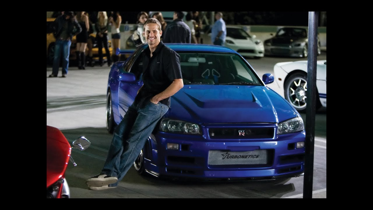 Nfsu2 how to make the fast and furious 4 skyline