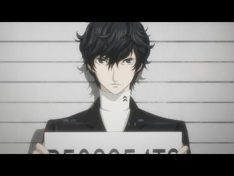 Persona 5   Part 1   Opening and Intro Sequences! Welcome to Tokyo!