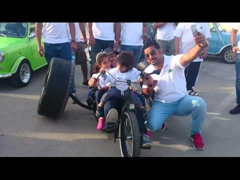 RAS TANURA ARAMCO CAR SHOW 2015