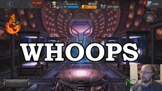 Awakening Gem Accident   Marvel Contest of Champions