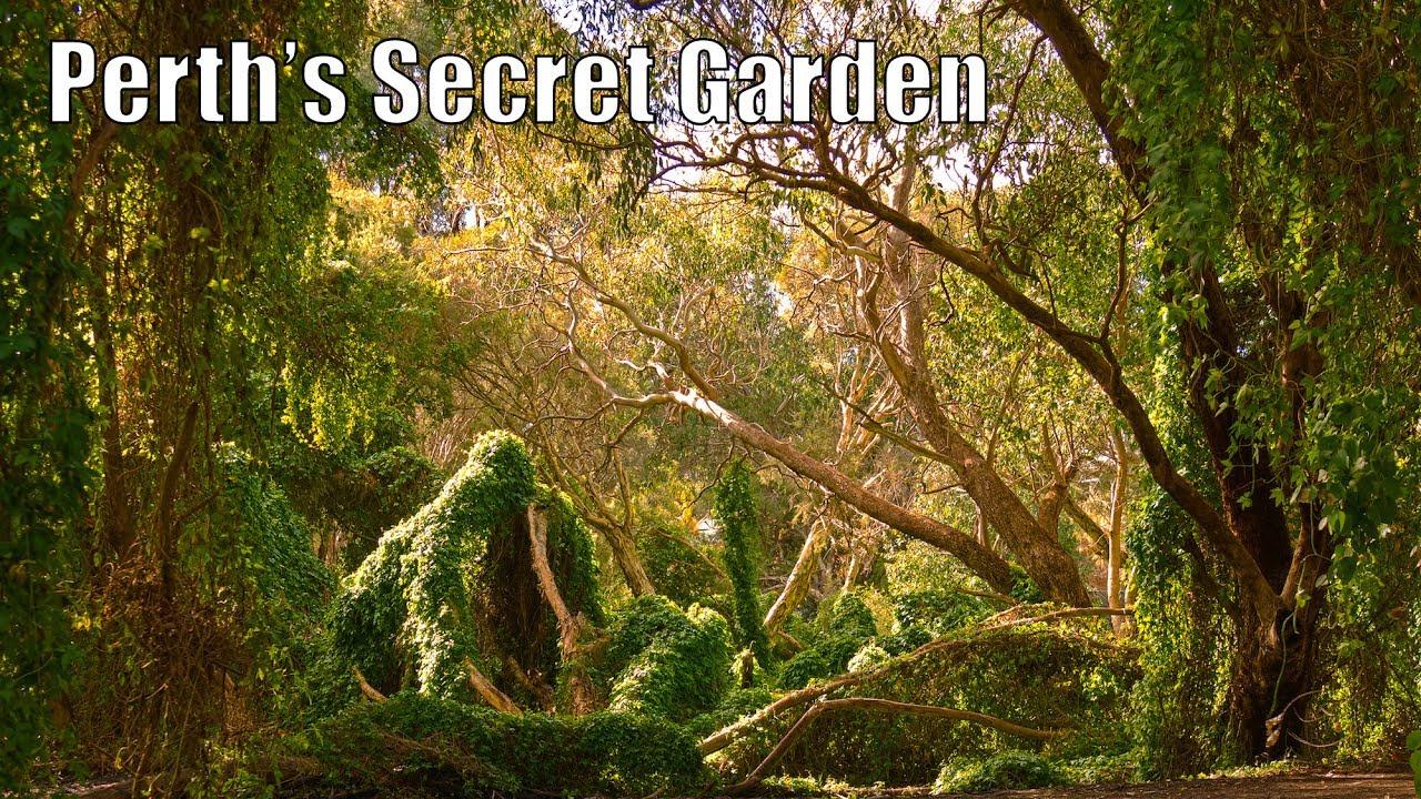 Perth\'s Secret Garden in 4K - Gwelup Western Australia - YouTube