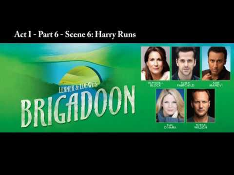 Brigadoon Act I Part 6: November 17, 2017 New York City Center