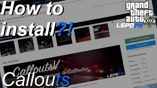 How to install?! Callouts [Tutorial; German; HD]