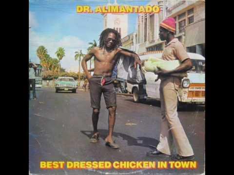 Dr. Alimantado - Ride On