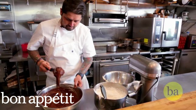 Watch Chef Ludo Lefebvre Make a Classic French Chocolate Mousse