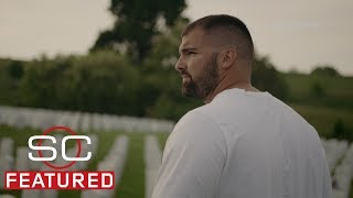 Steelers' Alejandro Villanueva shares the meaning of Memorial Day | SC Featured | ESPN