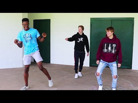Teaching My Friends How To Dance (like an idiot) thumbnail