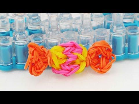 bonbon-charm-loom-bands-|-candy-charm-|-loom-board-|-schlüsselanhänger