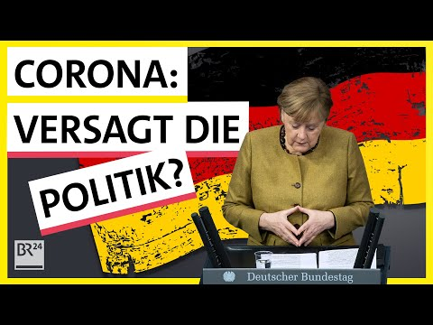 Die deutsche Corona-Politik: Alternativlos oder Staatsversagen?   Possoch klärt   BR24