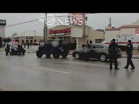 Houston Road Rage Incident Caught on Camera