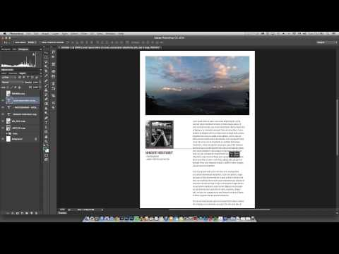 Photoshop CC 2014 - 02 Smart Guide [ Thai ]