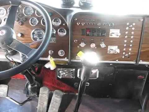 359 Peterbilt Wiring Diagram 1984 Peterbilt 359exhd Youtube