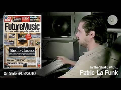 Patric La Funk In The Studio With : Future Music Magazine Issue 230