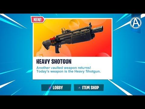 NEW Heavy Shotgun UNVAULTED! // 2300+ Wins // Use Code: byArteer (Fortnite Battle Royale LIVE)