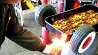 rat rod wagon flame thrower 2