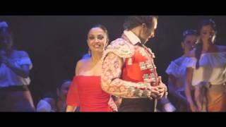 Mi Carmen Flamenca en el Teatro Cervantes (Almería) - 08/02/16