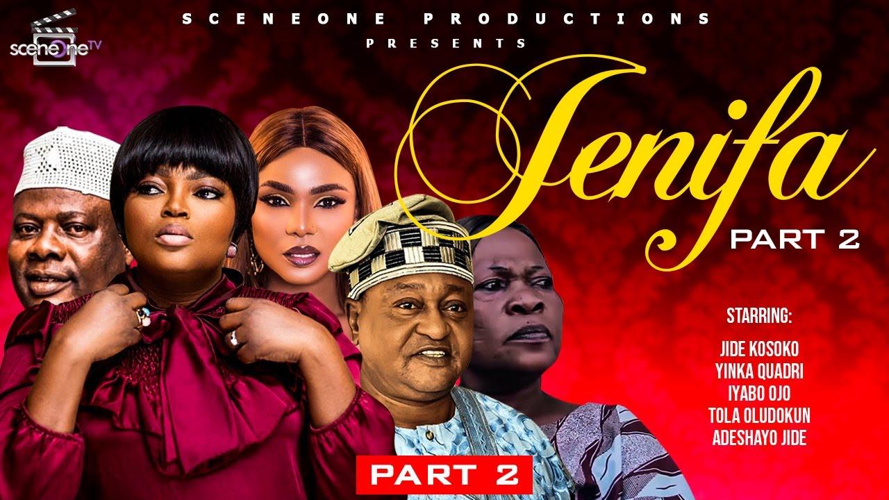 Download Flashback  Movie: JENIFA PART 2 ( Part 2)   Yoruba Nollywood Movie