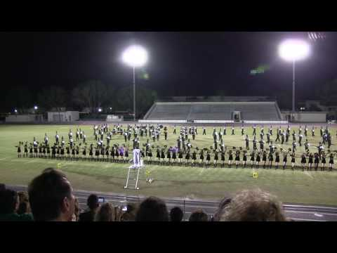 Fort Myers High School Marching Band - FBA Performance