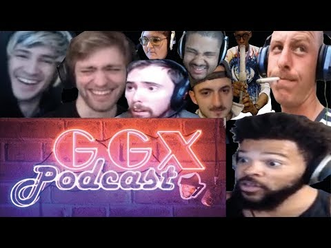 GGX Talkshow #8 (Sodapoppin, XQc, Trihex, Alec Ludford, Nick Polom, Hyphonix And More!)