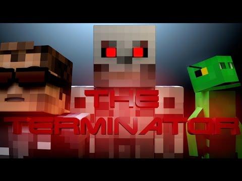 Minecraft Parody - TERMINATOR! - (Minecraft Animation)