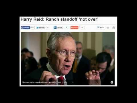 Feds Desperate to Hide Harry Reid Link to Bundy Land Grab