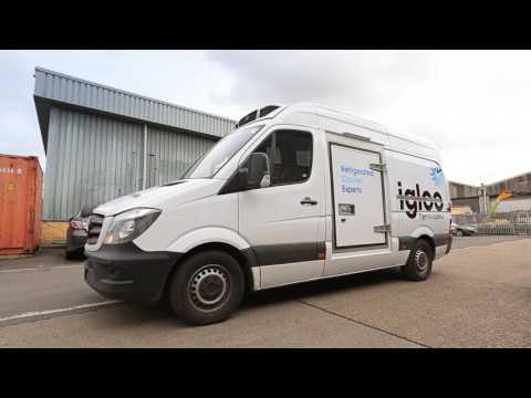 Igloo Thermo Logistics case study with PODFather