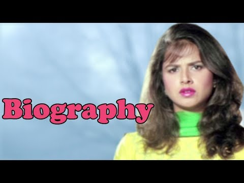 Richa Sharma - Biography
