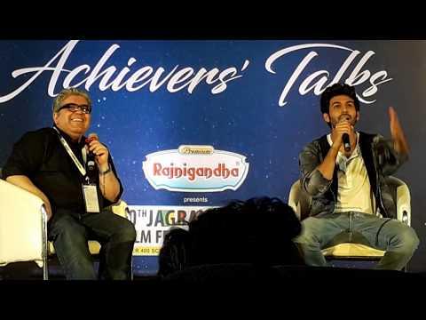 Kartik Aryan Interview 02   Struggle Story in Bollywood   Rajeev Masand    Kaptain Studios