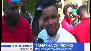 Hafla ya mashindano ya pikipiki yaandaliwa mjini Pwani