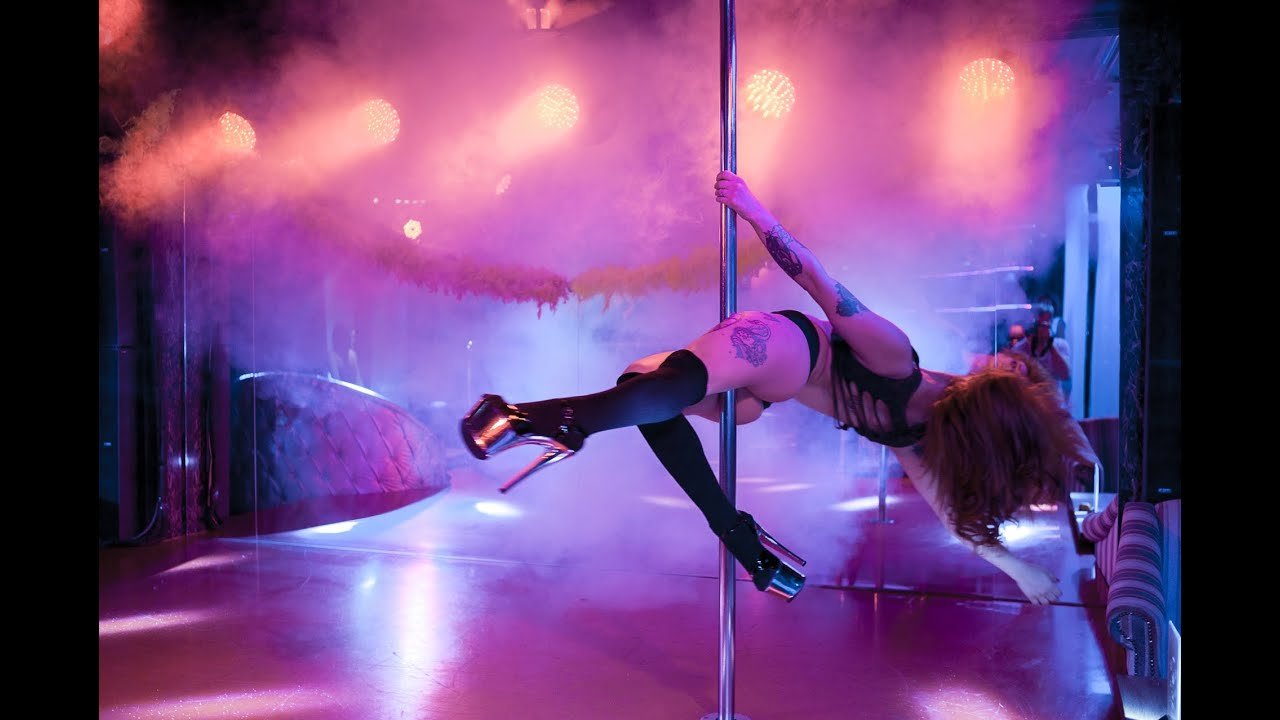 Bar pretends to be church church pretends to be strip club