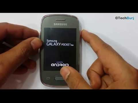 How To Hard Reset Samsung Galaxy Pocket Neo GT-S5310I,GT-S5312